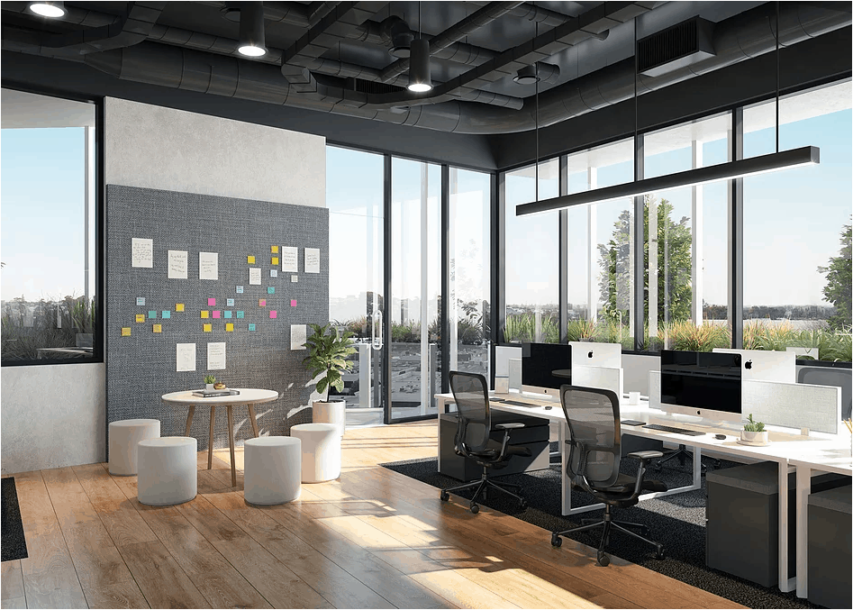 office-render
